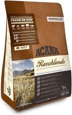 Корм сухой для собак всех пород ACANA Ranchlands Dog, 340 г