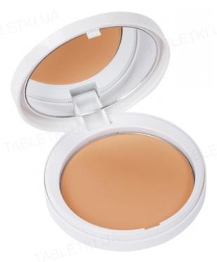 Пудра Eye Care Cosmetic компактна, колір бежевий, 10 г