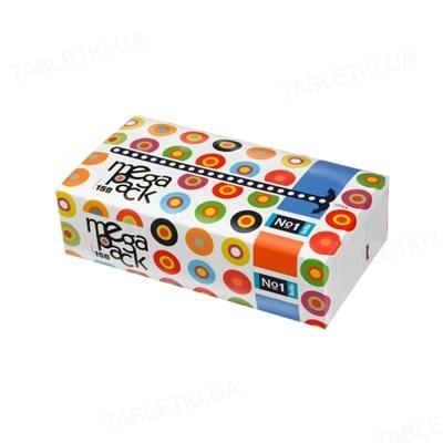 Платки бумажные универсальные Bella №1 двухслойные Mega Pack, 150 штук
