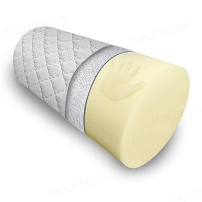 Подушка ортопедическая Noble roll валик, размер 500 х 190 мм