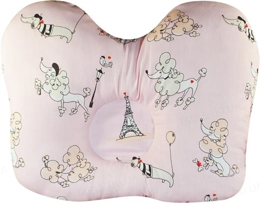 Подушка ортопедическая Ортекс J2302 Бабочка для новорожденных
