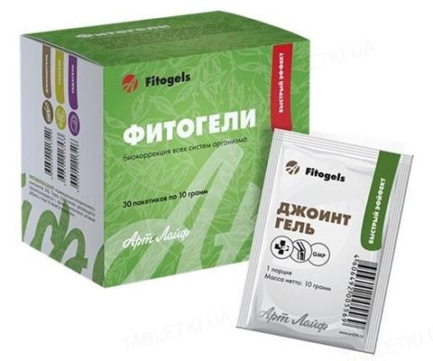 Джоинтгель Артлайф Натуральный хондропротектор, 30 саше по 10 г