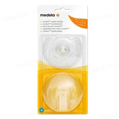 Накладки для кормления Medela Contact Nipple Shield размер S, 2 штуки