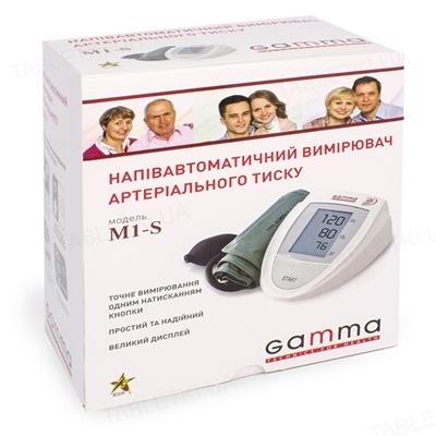 Тонометр Gamma M1-S полуавтоматический