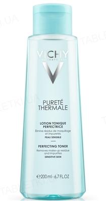 Тоник для лица Vichy Purete Thermale совершенствующий,  для всех типов кожи, 200 мл