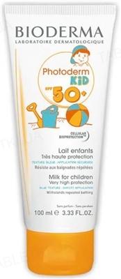 Молочко солнцезащитное детское Bioderma Photoderm Kid, SPF 50+, 100 мл