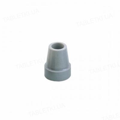 Насадка для костылей Nova NTA22-002 резиновая 22,2 мм