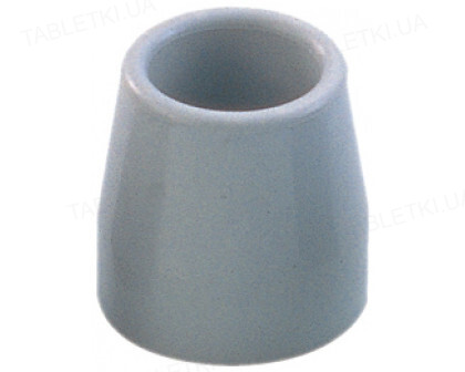 Насадка для ходунков Nova NTA25-001 резиновая 25,1 мм