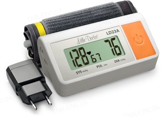 Тонометр Little Doctor LD-23A автоматический с сетевым адаптером