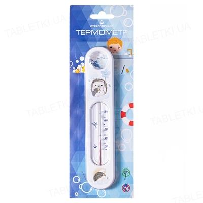 Термометр для воды Сувенир Капитошка В-2 на пластиковом основании