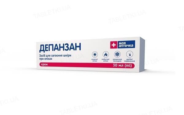 Депанзан Моя Аптечка крем-бальзам по 30 мл в тубах
