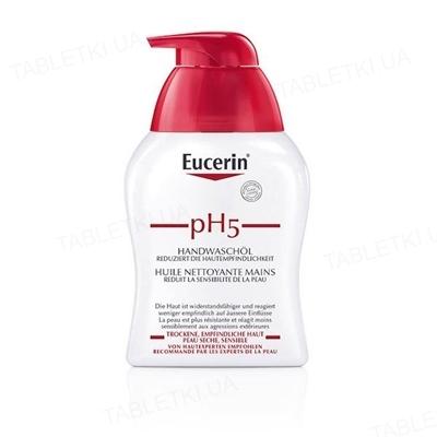 Средство для мытья рук Eucerin 89775 pH5 для сухой и чувствительной кожи, 250 мл