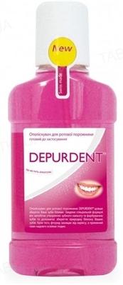 Ополаскиватель для полости рта Dr. Wild Depurdent, 250 мл