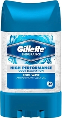 Дезодорант Gillette Cool Wave гелевый антиперспирант, 70 мл