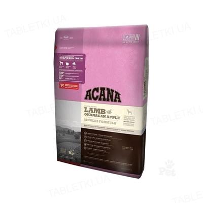 Корм сухой для собак всех пород ACANA Grass-Fed Lamb, 17 кг