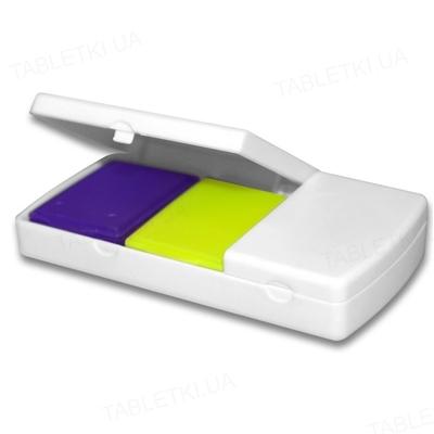 Органайзер пластиковый Enjee XLN-209 D для таблеток с разделителем