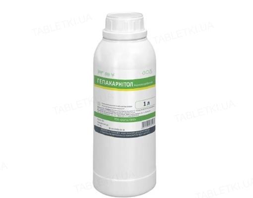 Гепакарнитол (ДЛЯ ЖИВОТНЫХ) кормовая добавка, 1 л