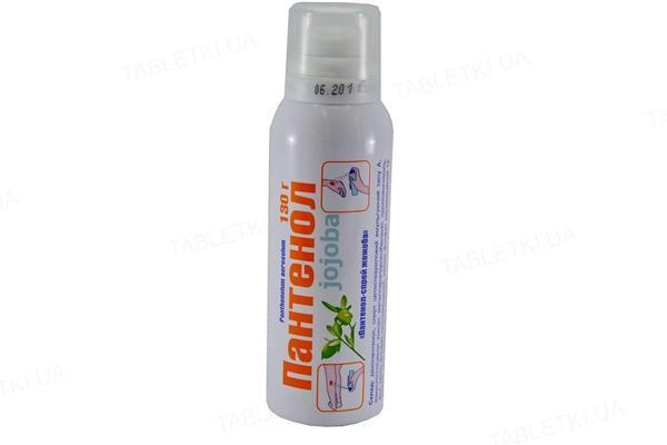 Пантенол-спрей з олією жожоба аерозоль, 130 г