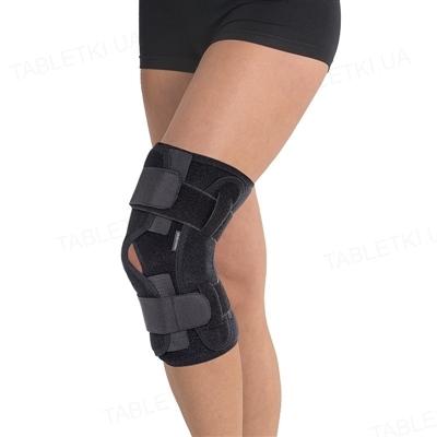 Бандаж на коленный сустав Торос Груп 514 разъемный с шарнирными ребрами, размер 1