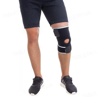 Бандаж на коленный сустав Торос Груп 515 неопреновый разъемный, размер 1 (S)