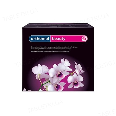 Ортомол Beauty для женщин флаконы №30