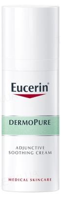 Крем Eucerin DermoPurifyer успокаивающий для проблемной кожи, 50 мл