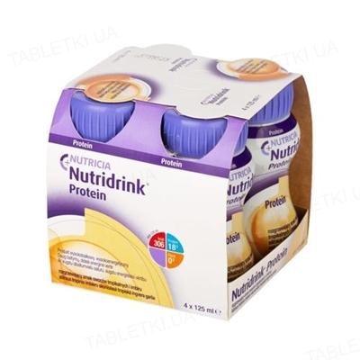 Нутридринк протеин согревающий со вкусом имбиря и тропич. фруктов по 125 мл №4