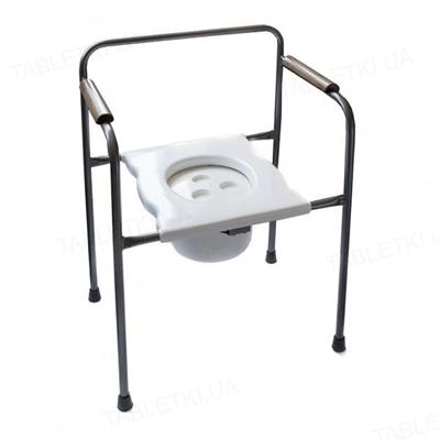 Стул-туалет MEDOK MED-04-005 стальной