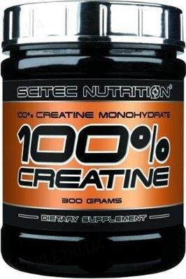 Креатин Scitec Nutrition Creatine, 300 г