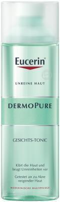 Тоник Eucerin DermoPurifyer очищающий для проблемной кожи, 200 мл