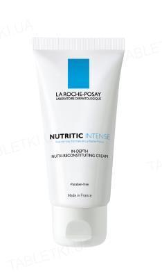 Крем для лица La Roche-Posay Nutritic Intense питательный, реконструирующий, для сухой и очень сухой кожи, 50 мл