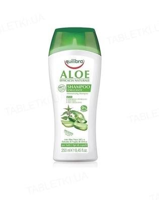 Шампунь Эквилибра Алоэ для волос всех типов, 250 мл