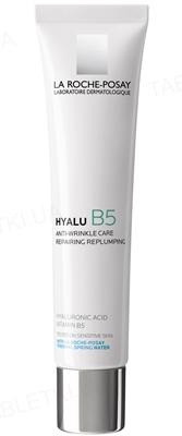 Средство для лица и шеи La Roche-Posay Hyalu B5  для коррекции морщин и восстановления упругости, 40 мл