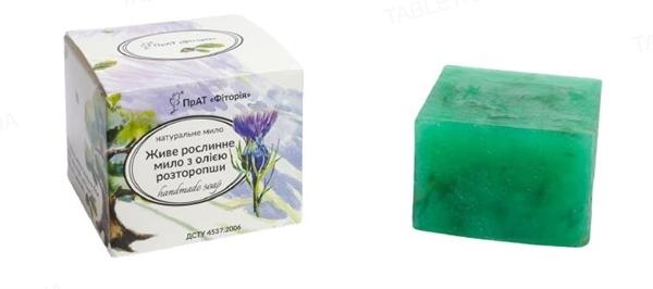 Мыло живое Фитория с маслом расторопши, 110 г