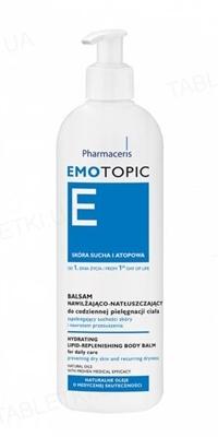 Бальзам Pharmaceris E Emotopic для тела увлажняющий питательный, 400 мл