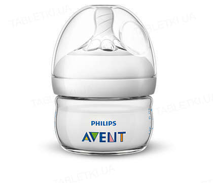 Бутылочка для кормления Philips Avent, Natural 2.0, 60 мл