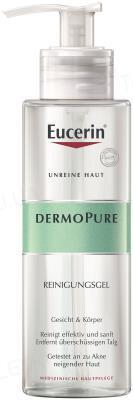 Гель для умывания Eucerin DermoPurifyer очищающий для проблемной кожи, 200 мл