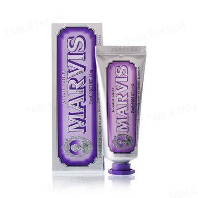 Зубная паста Marvis Жасмин и мята, 25 мл