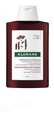 Шампунь Klorane Хинин, укрепляющий для ослабленных волос, 200 мл