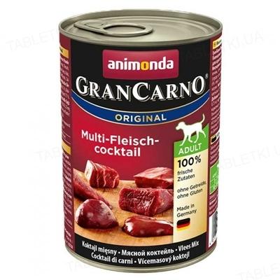 Консервы для собак Animonda GranCarno мультимясной коктейль, 800 г (6 шт)