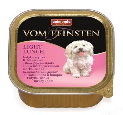 Консервы для собак Animonda Fom Feinsten с птицей и ветчиной, 150 г (22 шт)