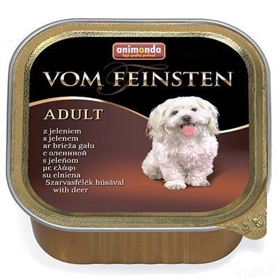 Консервы для собак Animonda Fom Feinsten с олениной, 150 г (22 шт)