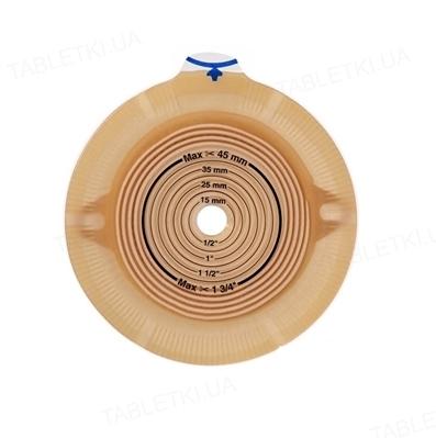Калоприемник Coloplast 1779 Alterna стомический двухкомпонентный, пластина, фланец 60 мм, вырез 10-55 мм, 5 штук