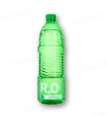 Вода питна РЕО д/мед. цілей слабогаз. по 950 мл у пляш. поліет.