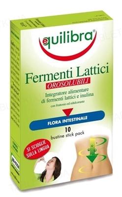 Эквилибра Молочные ферменты стик по 1,8 г №10