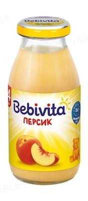 Фруктовый напиток Bebivita Персик, 200 мл
