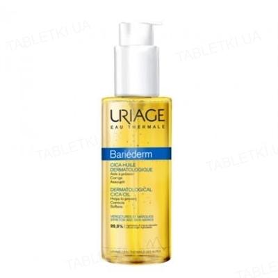Масло для тела Uriage Bariederm Cica Oil дерматологическое, 100 мл