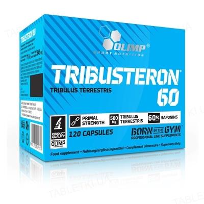 Тестостероновый бустер Olimp Tribusteron 60, 120 капсул