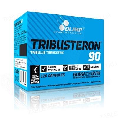 Тестостероновый бустер Olimp Tribusteron 90, 120 капсул