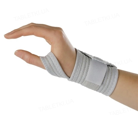 Бандаж для променевозап'ястного суглоба Ottobock Wrist support OB-9010-U, розмір універсальний